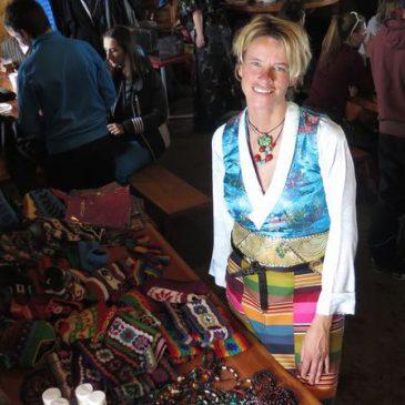 Saint-Luc: Karine Moix donne tout pour aider quatre familles népalaises