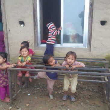 Des nouvelles de la construction de l'école du district de Khabre