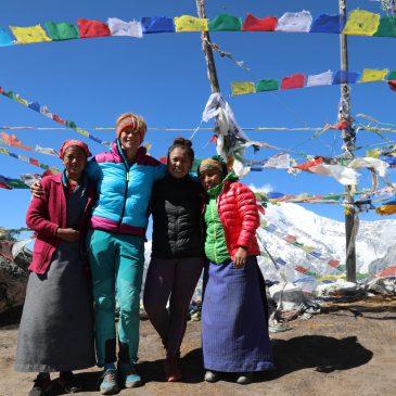 Trek au Langtang