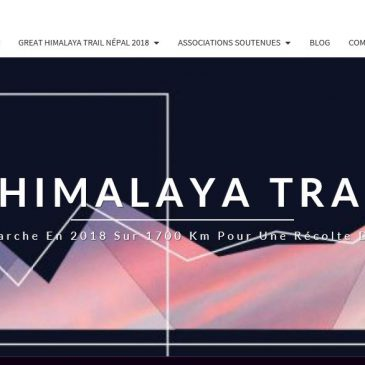 Great Himalaya Trail 2018