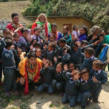 Visite de l'école de Kabre